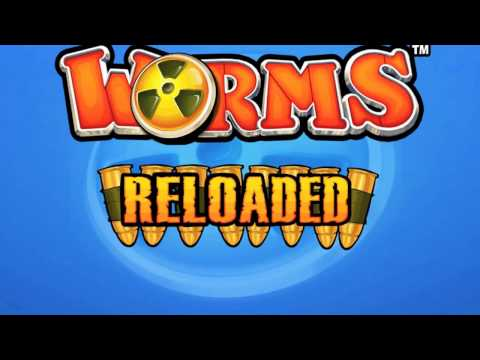 Picture from Worms Reloaded trailer