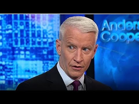 JUST IN ANDERSON COOPER JUST RECEIVED BAD NEWS HE'S DONE! (видео)