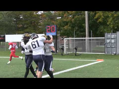 Highlight 2014 CNDF Football