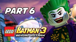 Lego Batman 3 Beyond Gotham Walkthrough Part 6 - Boss Lex Luthor&Joker (Lets Play Commentary)