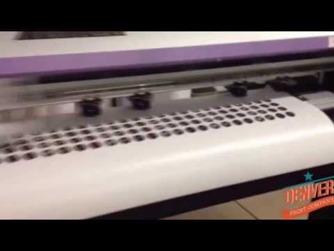 video:Sticker printing in Denver