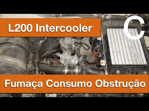Dr CARRO L200 com Intercooler Obstruído - Resolva facilmente