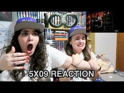 "THE 100 5X09 ""SIC SEMPER TYRANNIS"" REACTION"