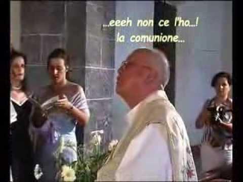 l'incubo peggiore di una sposa (solo in italia)