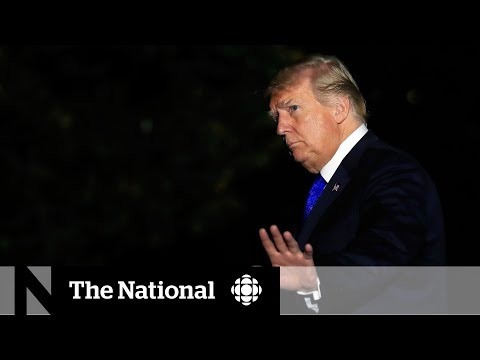 Trump expresses outrage over New York Times tax report