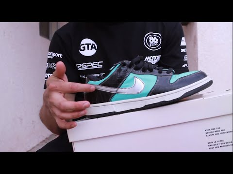 Nike Dunk SB Tiffany Low review + On Feet - Thời lượng: 15:04.