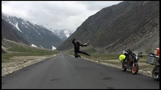 Video [Part 4 ] Mumbai To Ladakh | Kargil | Leh Ladakh MP3, 3GP, MP4, WEBM, AVI, FLV Oktober 2017