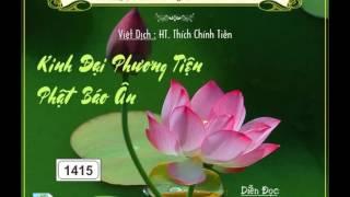 11/15, Phẩm từ bi, thứ bảy - Quyển 5 (tt) (HQ) | Kinh Đại Phương Tiện Phật Báo Ân