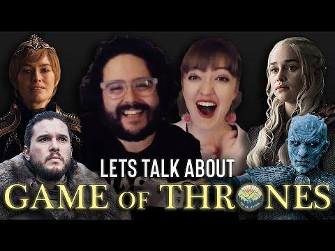 The Game of Thrones Season 8 LIVE Episode 1 recap!