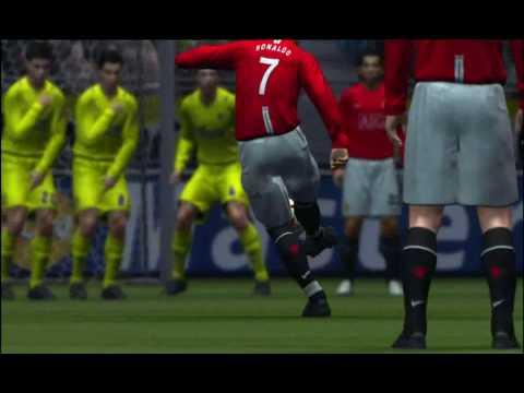 FIFA 09 vs PES 2009