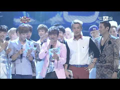 SHINHWA  This Love + Winner   Encore -  M! Countdown (видео)