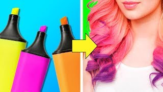 Video 16 UNBELIEVABLE BEAUTY HACKS THAT WILL MAKE YOU SAY WOW MP3, 3GP, MP4, WEBM, AVI, FLV Juli 2019