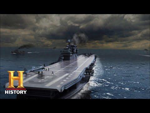 The USS Enterprise Hero Ship of WWII  Battle 360  History