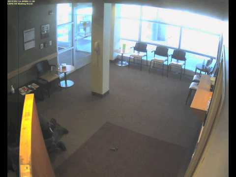 shooting - WARNING! Video contains graphic visual and audio. Cache Valley Hospital Shooting, ER Surveillance Video from lobby. Note: audio and video are not in sync.