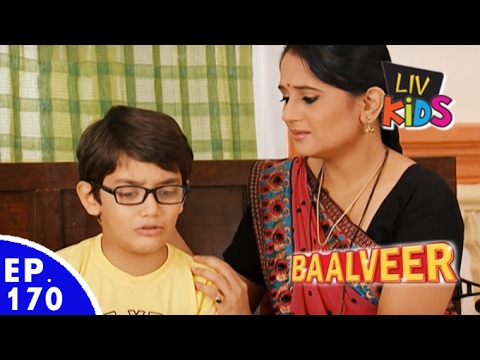 Baal Veer - Episode 170 - Manav's Cycle Is Missing