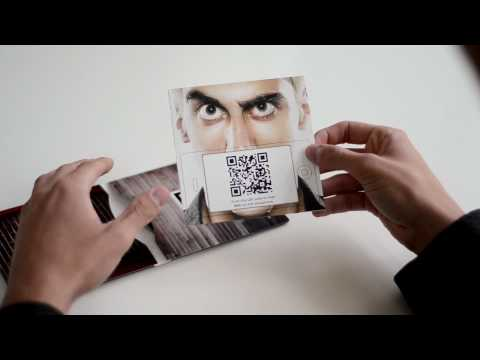 Jive Talk   Augmented Reality CD Package   QR Code