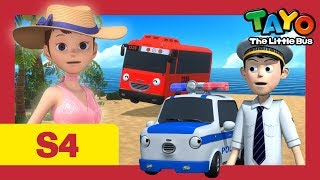 Tayo S4 #24 l A present for Hana l Tayo the Little Bus l Season 4 Episode 24