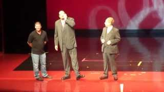 Video Opening Act for the Penn & Teller Show at the Rio in Las Vegas July 2nd of 2013 MP3, 3GP, MP4, WEBM, AVI, FLV Juli 2018