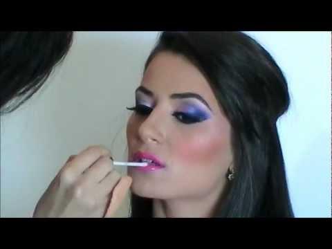 Arabic makeup - Maya Kvitelashvili- איפור כלות וערב -לבנוני