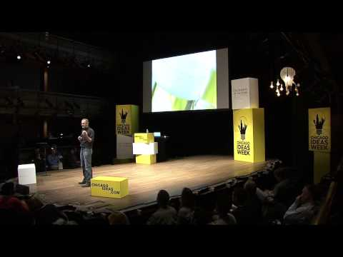 Andrew Hessel - Chicago Ideas Week