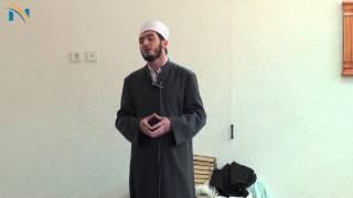 Madhërimi i Allahut (subhanehu ve teala) - Hoxhë Bedri Lika - Hutbe