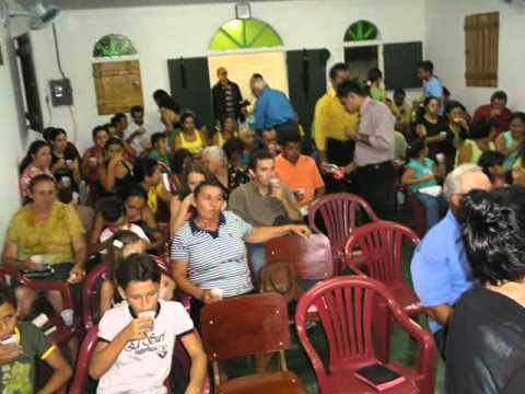 Comemoração dos 18 anos da casa de oração em Jacaraú PB