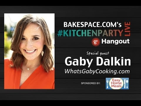 Summer Snack Chat w/ Gaby Dalkin, Cookbook Author & Celebrity Chef