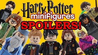 REVIEW: LEGO Wizarding World of Harry Potter Minifigure Series