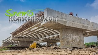 Video Erection Balok PC-I Girder (Proyek Jalan Tol Cikampek-Palimanan) MP3, 3GP, MP4, WEBM, AVI, FLV Mei 2017