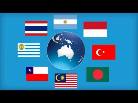 Australian Work and Holiday Visa for specific countries
