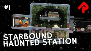 We start building an abandoned space station using the new Starbound 1.3 station system, kicking off with an overgrown Floran hanger. Subscribe for more ...