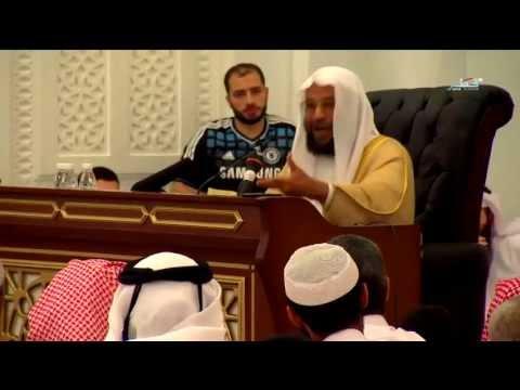 محاضرات دينية/ سعيد بن مسفر - أخطار تهدد البيوت ج1