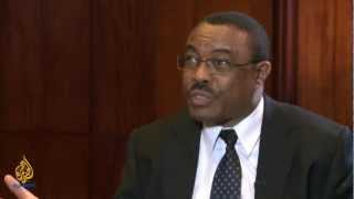 Talk To Al Jazeera - Parrot Hailemariam Desalign Says There Are No Political Prisoners In Ethiopia