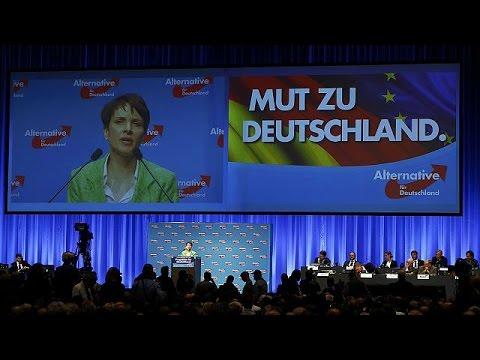 «Επεισοδιακό» το συνέδριο του ακροδεξιού κόμματος Εναλλακτική για τη Γερμανία