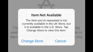 Video How to Change App Store Country or Region on iPhone or iPad - No Credit Card Required MP3, 3GP, MP4, WEBM, AVI, FLV Oktober 2018