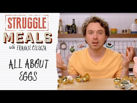 All About Eggs   Struggle Meals