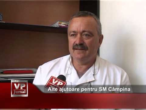 Alte ajutoare pentru SM Câmpina