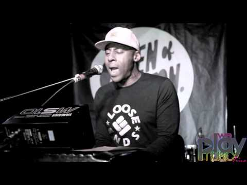 LOOSE ENDS EXPERIENCE ft Carl McIntosh @We Play Music Live - Cheap Talk / Dont You Ever