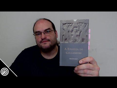 Resenha - A EPOPEIA DE GILGAMESH - Leitura #168