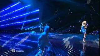 Download Lagu Eurovision 2011 Semi-Final 1 - Hungary - Kati Wolf - What About My Dreams ? Mp3