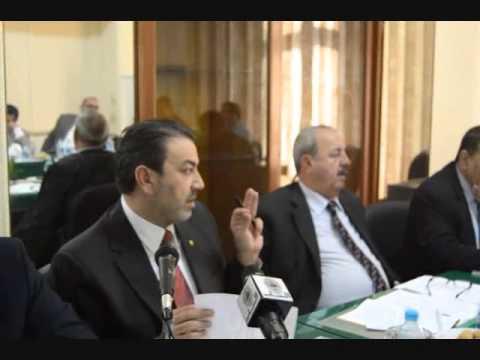 سميح خريس: كل سند او تعديل لها مبررات داخل اتحاد المحامين العرب