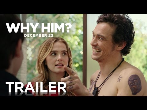 Why Him  Official Red Band Trailer 2