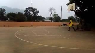 Les amateurs du basket-ball