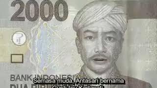 Viral! Uang 2000 berbicara, Kisah Antasari