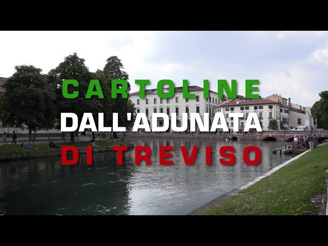 Treviso - Le cartoline dall'Adunata Nazionale degli Alpini 2017