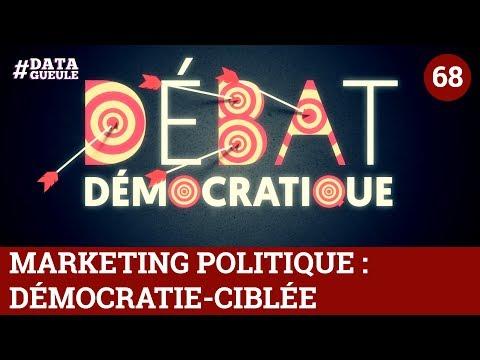 Marketing politique : Démocra-ciblée #DATAGUEULE 68