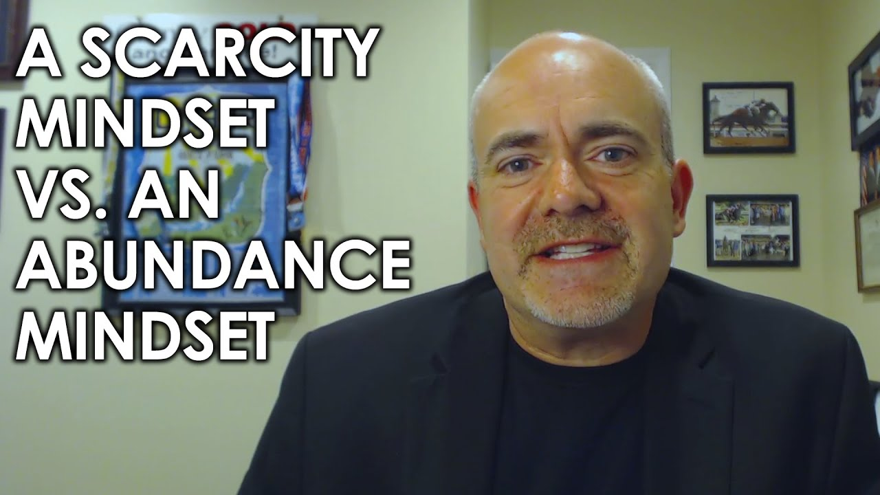Elevating Your Mindset From Scarcity to Abundance