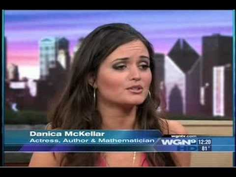 Danica McKellar AKA Winnie Cooper on WGN - Who Knew? Video
