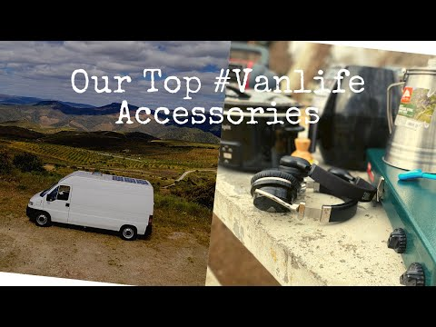Top #vanlife accessories