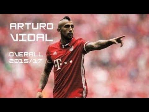 Arturo Vidal The King / Skills, Goals Bayern München and Chile | 2016 HD